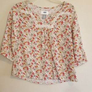 Old navy top boho